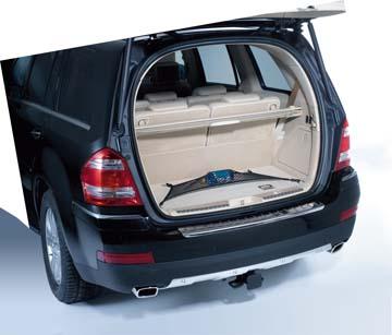 2012 mercedes gl class cargo net 6 7 66 0098 for Mercedes benz cargo net