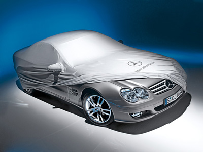 2012 Mercedes SL-Class Dust Cover 6-6-88-5008