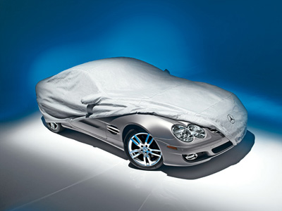 2012 Mercedes SL-Class Car Cover Q-6-60-0009