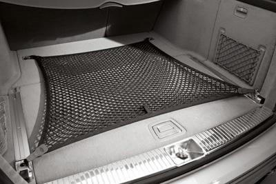 2014 Mercedes C-Class Coupe Luggage Net - Floor 204-868-00-74