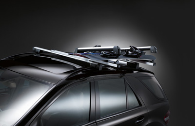 2010 Mercedes E-Class Coupe Ski and Snowboard Rack - Deluxe 6-6-85-1703
