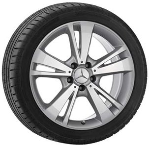 2014 Mercedes E-Class Wagon 18 inch 5-Double Spoke Wheel