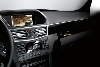 2010 Mercedes E-Class Coupe iPod Interface Kit Video 204-870-48-96