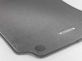 2011 Mercedes GL-Class Carpeted Floor Mats