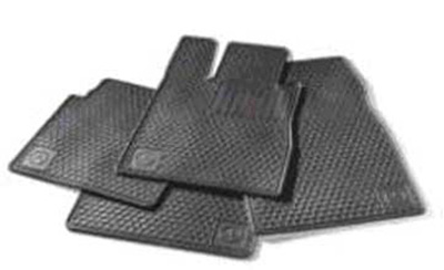 2009 Mercedes GL-Class All-Season Floor Mat Set - Extreme Q-6-68-0651