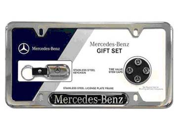 2017 Mercedes S-Class Mercedes Benz 3pc Gift Set Q-6-99-0002