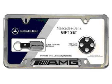 2011 Mercedes SLK-Class AMG 3pc gift set Q-6-99-0003