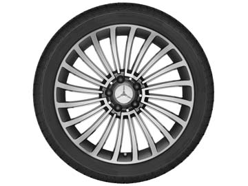 2014 Mercedes SL-Class 19inch Multi-Spoke Wheel