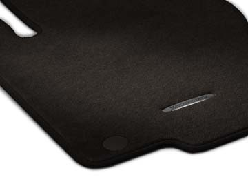 2014 Mercedes GL-Class Carpeted Floor Mats