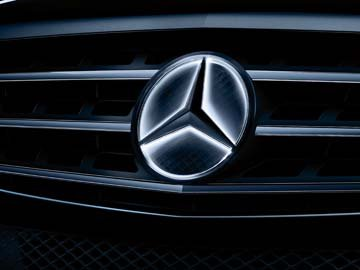 2015 Mercedes GL-Class Illuminated Star Q-6-88-0126