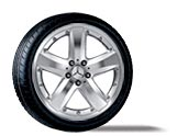 2008 Mercedes SLK-Class Sadachiba  18inch 5-Spoke Wheel Mu 6-6-47-0600