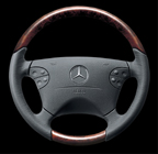 2003 Mercedes E-Class Wagon Steering Wheel