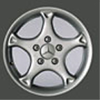 2001 Mercedes E-Class Wagon 5 Star Wheel 6-6-47-0501