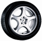 2002 Mercedes S-Class 5-Hole Wheel Style F 6-6-47-0547