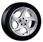 2004 Mercedes SL-Class Alphard 18inch 5-Hole Wheel 6-6-47-4260