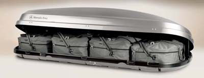 2005 Mercedes C-Class Coupe Luggage Set 6-6-87-0095