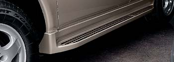 1998 Mercedes M-Class Side Running Board