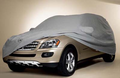2013 Mercedes M-Class Vehicle Cover Q-6-60-0009
