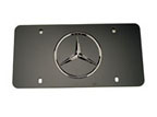 1999 Mercedes E-Class Wagon Marque Plate With Star Logo (B Q-6-88-0059