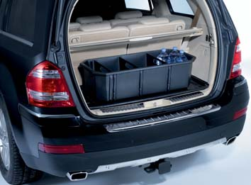 Mercedes s550 tray table for Mercedes benz cargo box