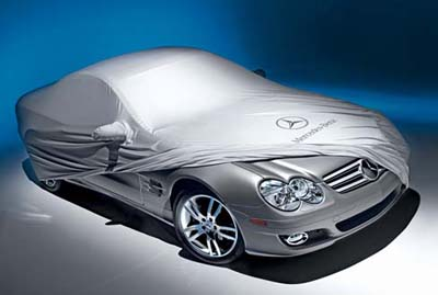 2008 Mercedes SL-Class Dust Cover 6-6-88-5008