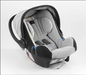 2015 Mercedes M-Class Baby Safe Plus Infant Child Safety S 6-6-86-8214