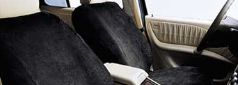 2000 Mercedes M-Class Sheepskin Seat Cover