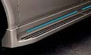 2000 Mercedes M-Class Running Boards