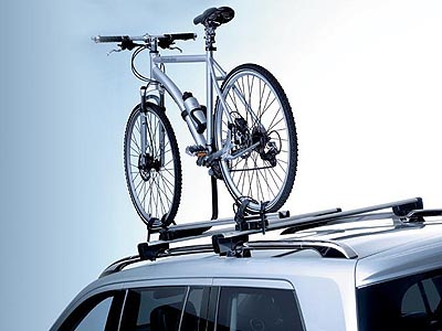 1992 Mercedes SL-Class New Alustyle Bicycle Rack 6-6-85-1711