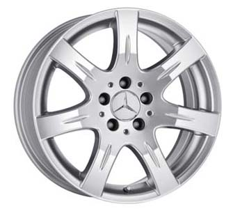 2008 Mercedes E-Class Wagon Minelauva  17inch 7-Spoke Wheel