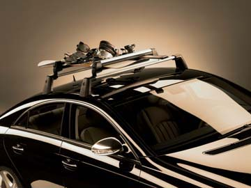 2008 Mercedes GL-Class Ski- and Snowboard rack New Alust 000-890-01-93
